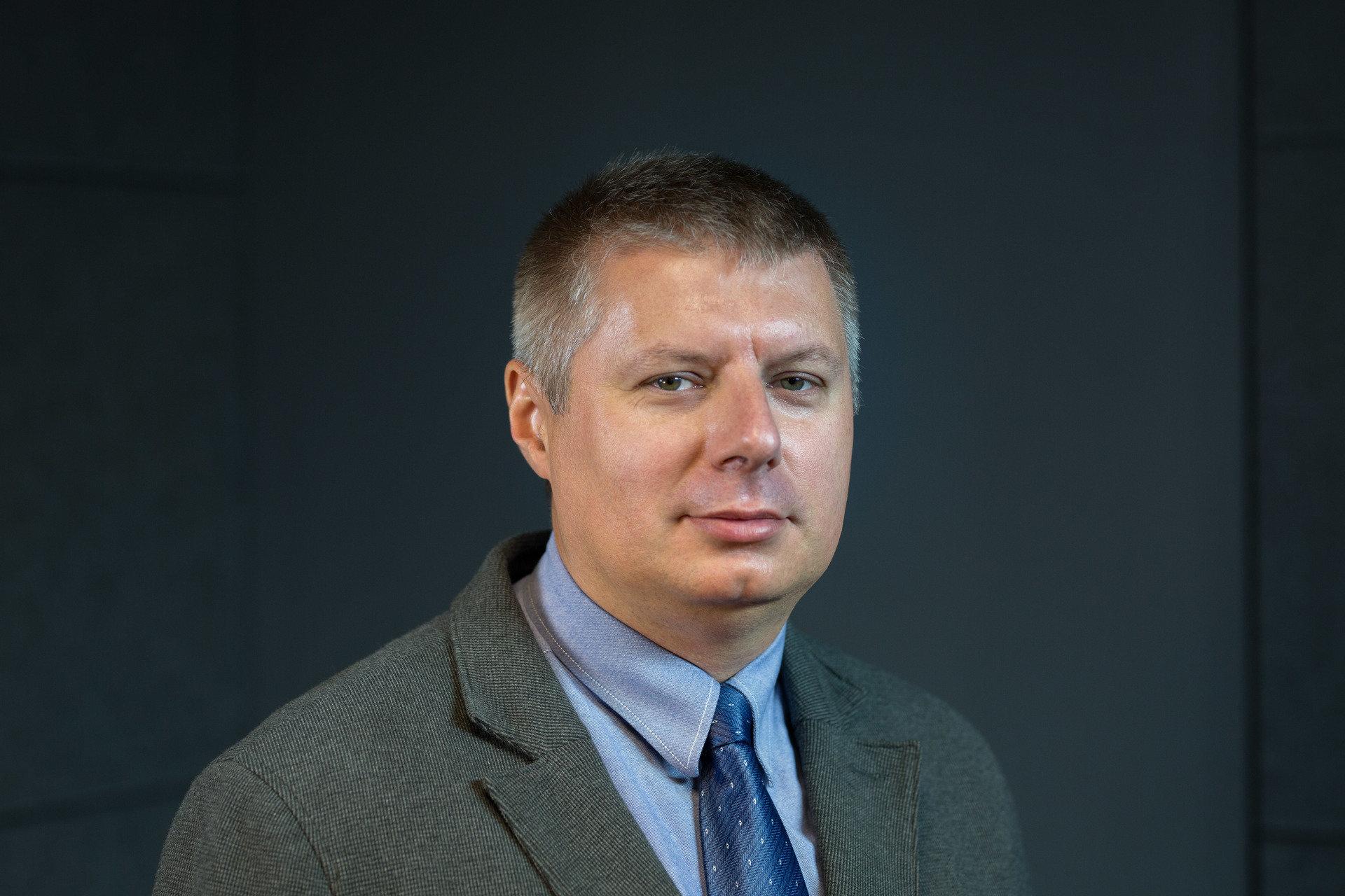 Dr Błażej Rychlik - biologia