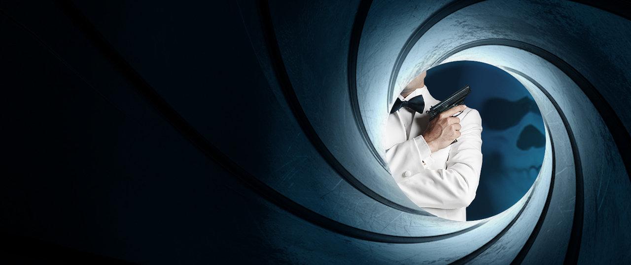 Nazywam się Bond, James Bond...