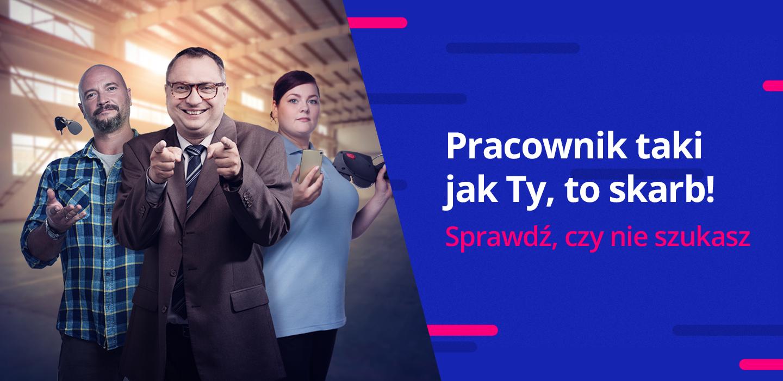 """""""Szef i reszta"""" powraca w największej kampanii Pracuj.pl"""