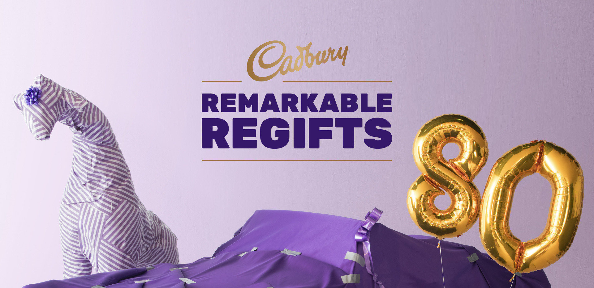 Cadbury Dairy Milk SA Celebrates 80 years of Joy  with Exciting 'Remarkable Regifts' Digital Campaign