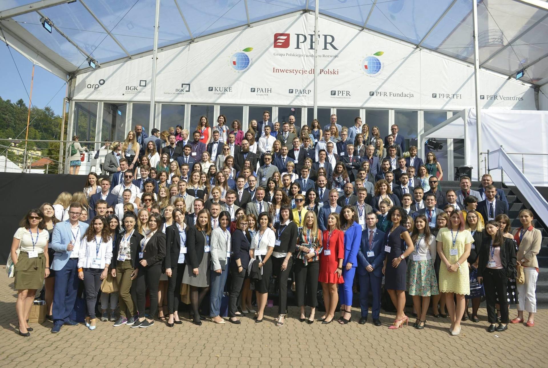 Podsumowanie XIII Forum Ekonomicznego Młodych Liderów