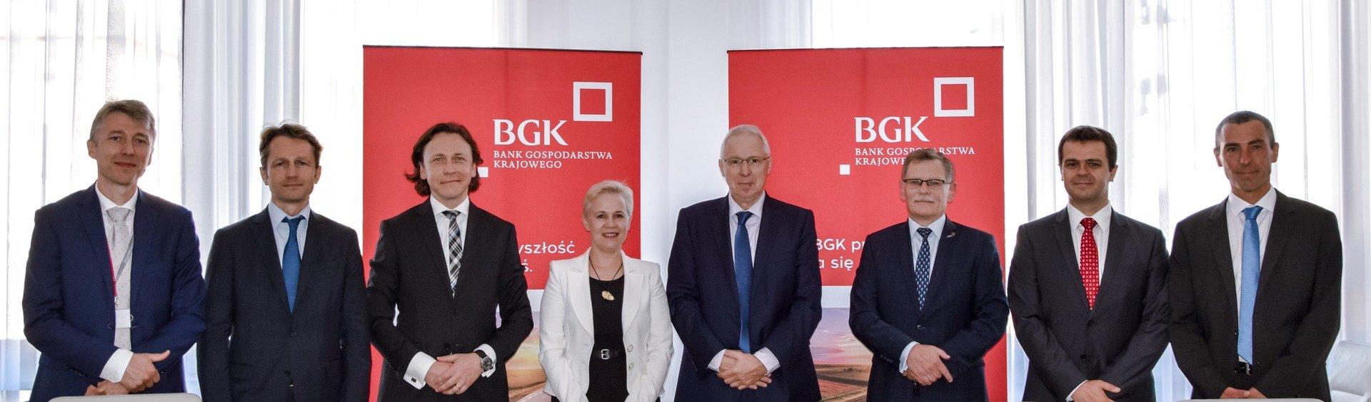 Mieszkania czynszowe ze źródłem korzystnego refinansowania z Banku Rozwoju Rady Europy.