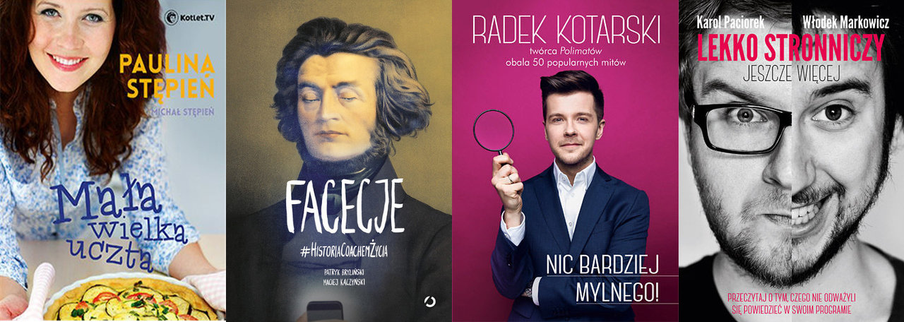 Twórcy internetowi i ich książki