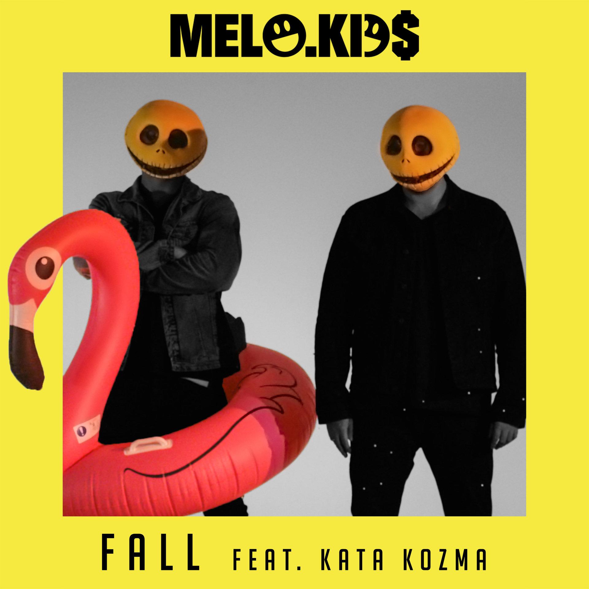 """Tajemniczy duet producentów Melo.Kids debiutuje z """"Fall""""!"""