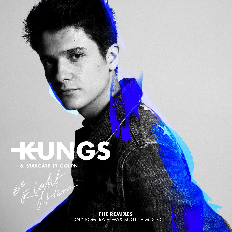 "Kungs – nowe remiksy ""Be Right Here"" przedłużą lato"