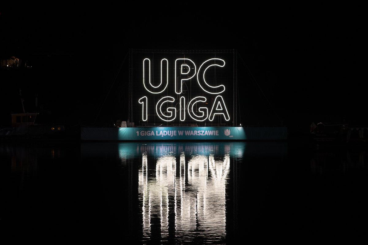 UPC Polska odpaliło kosmiczną prędkość nad Wisłą