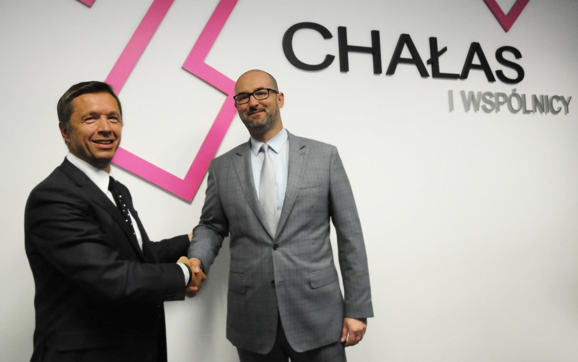 Nowy Partner w Kancelarii Chałas i Wspólnicy