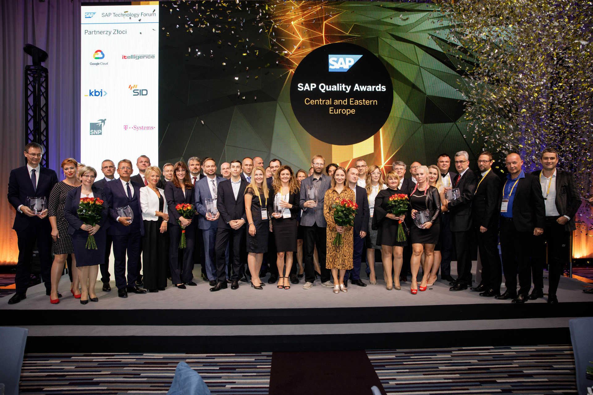 Gold in SAP Quality Awards CEE for Inter Cars