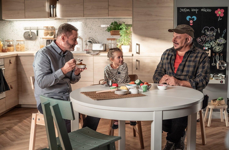 Dom Pełen Życia.  Rusza drugi sezon fabularnego miniserialu sponsorowanego  przez IKEA
