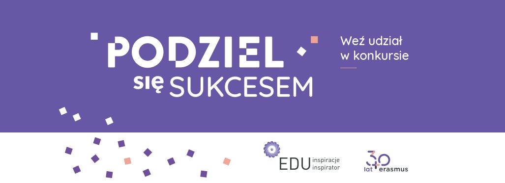 EDUinspiracje 2018 - podziel się sukcesem!