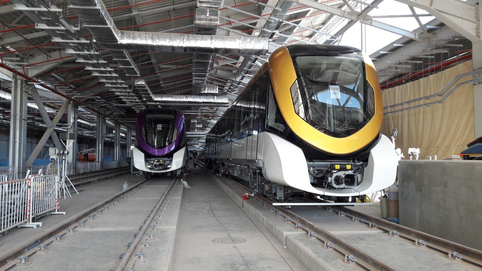 Konsorcjum FLOW zdobyło kontrakt na obsługę i utrzymanie  linii 3, 4, 5 i 6 metra w Rijadzie