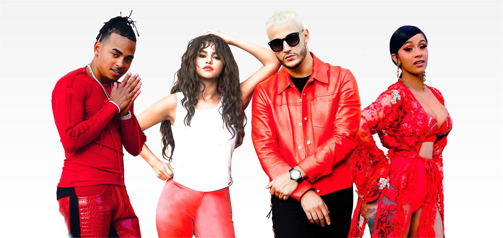 """To będzie hit! DJ Snake, Selena Gomez, Cardi B i Ozuna w """"Taki, Taki"""""""