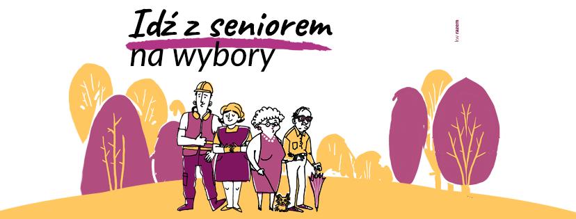 Partia Razem apeluje: Idź z seniorem na wybory!