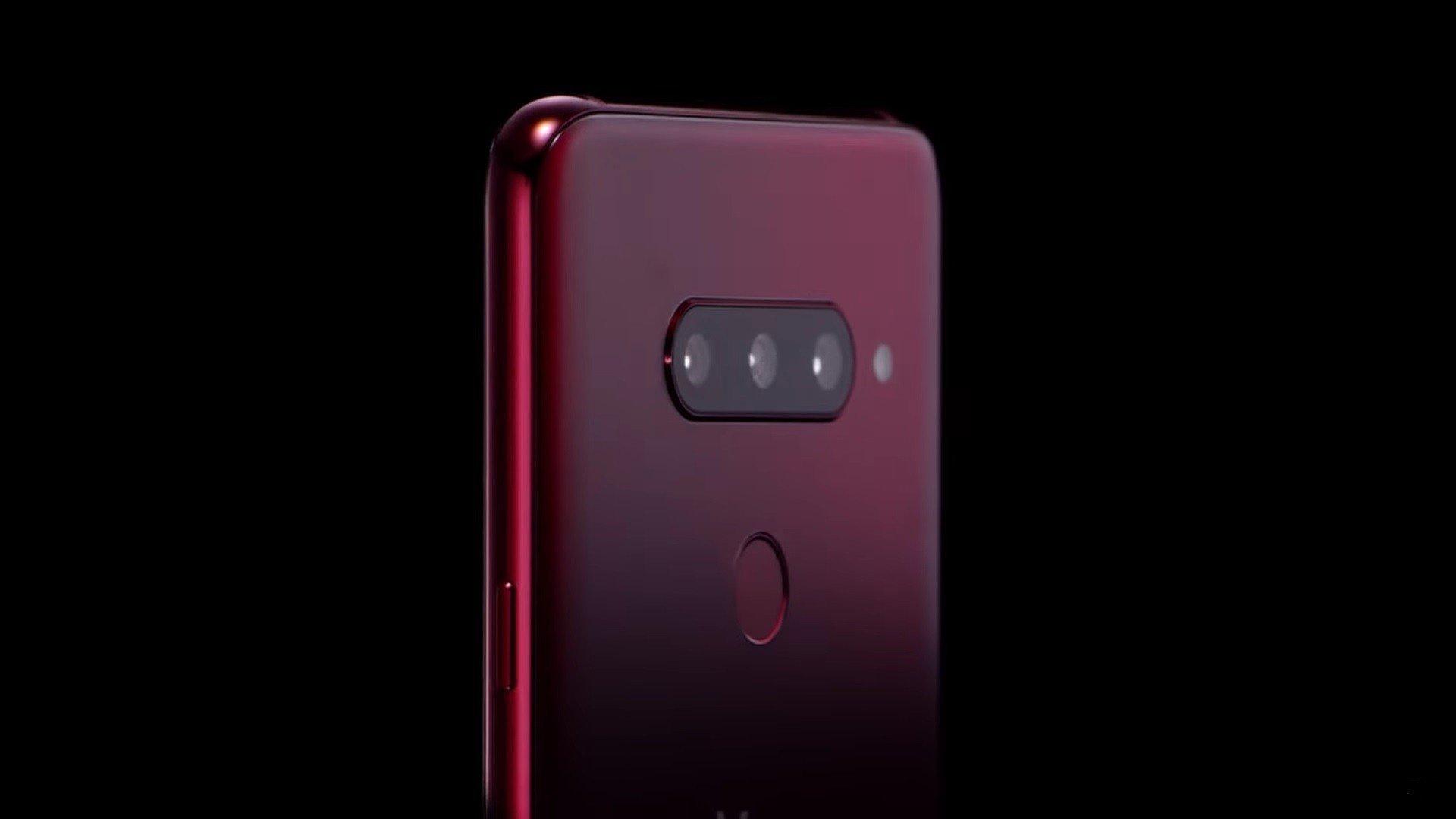 Koniec ze śliskimi obudowami smartfonów. Nowy LG V40 ThinQ z autorską technologią wykonania obudowy i nowymi kolorami.