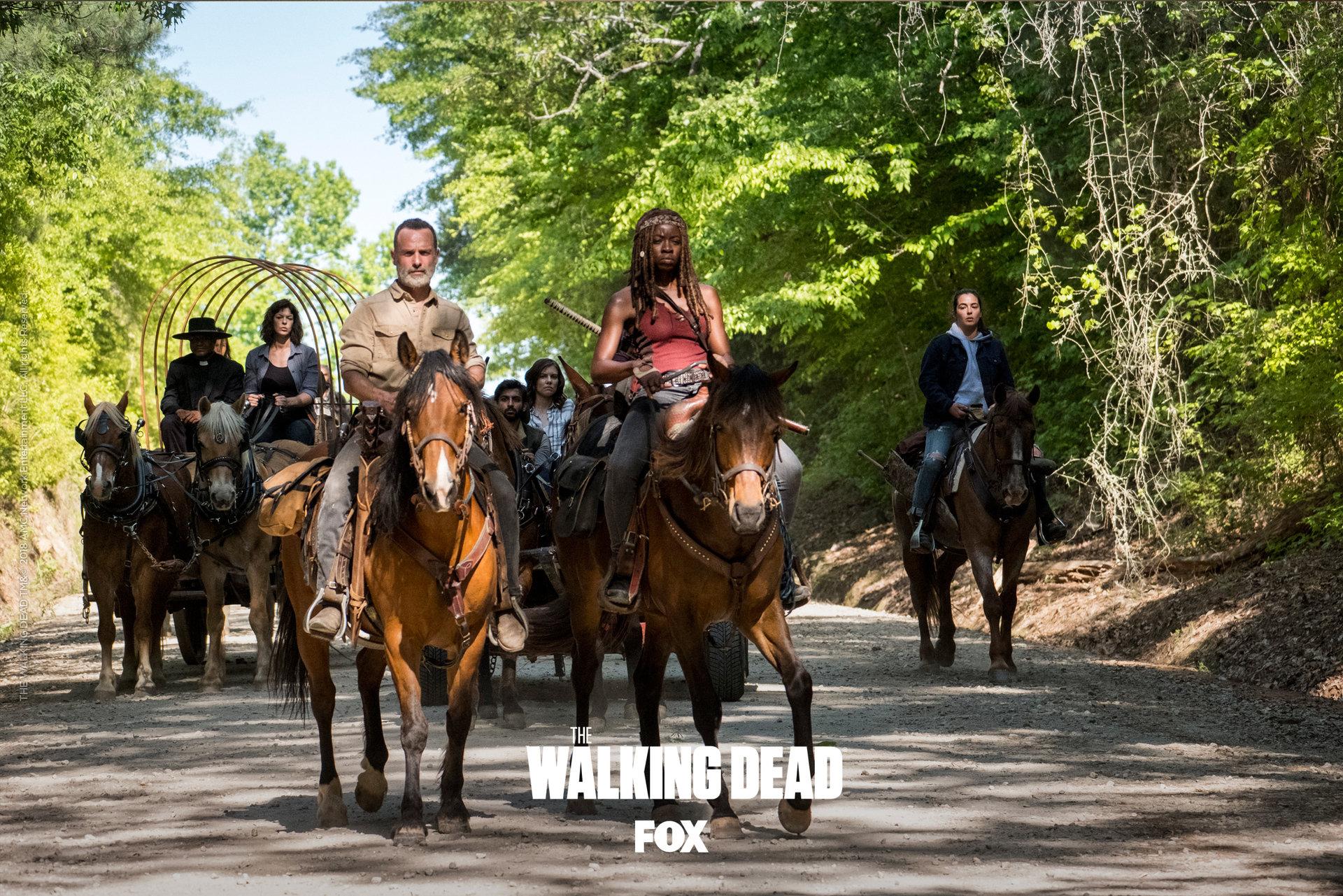 FOX prezentuje pierwsze 5 minut premierowego odcinka 9. sezonu The Walking Dead!