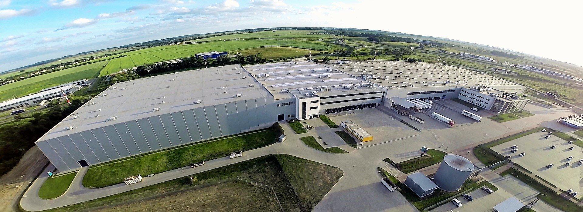 Colliers International doradzał LPP przy wyborze gruntu pod nowe centrum dystrybucyjne