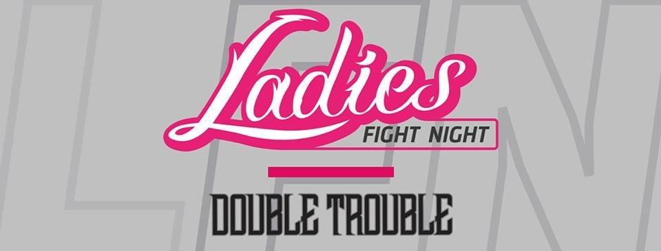 """Drugie urodziny, dwa dni, dwie gale - """"Double Trauble"""" Ladies Fight Night – już w grudniu w Łodzi!"""