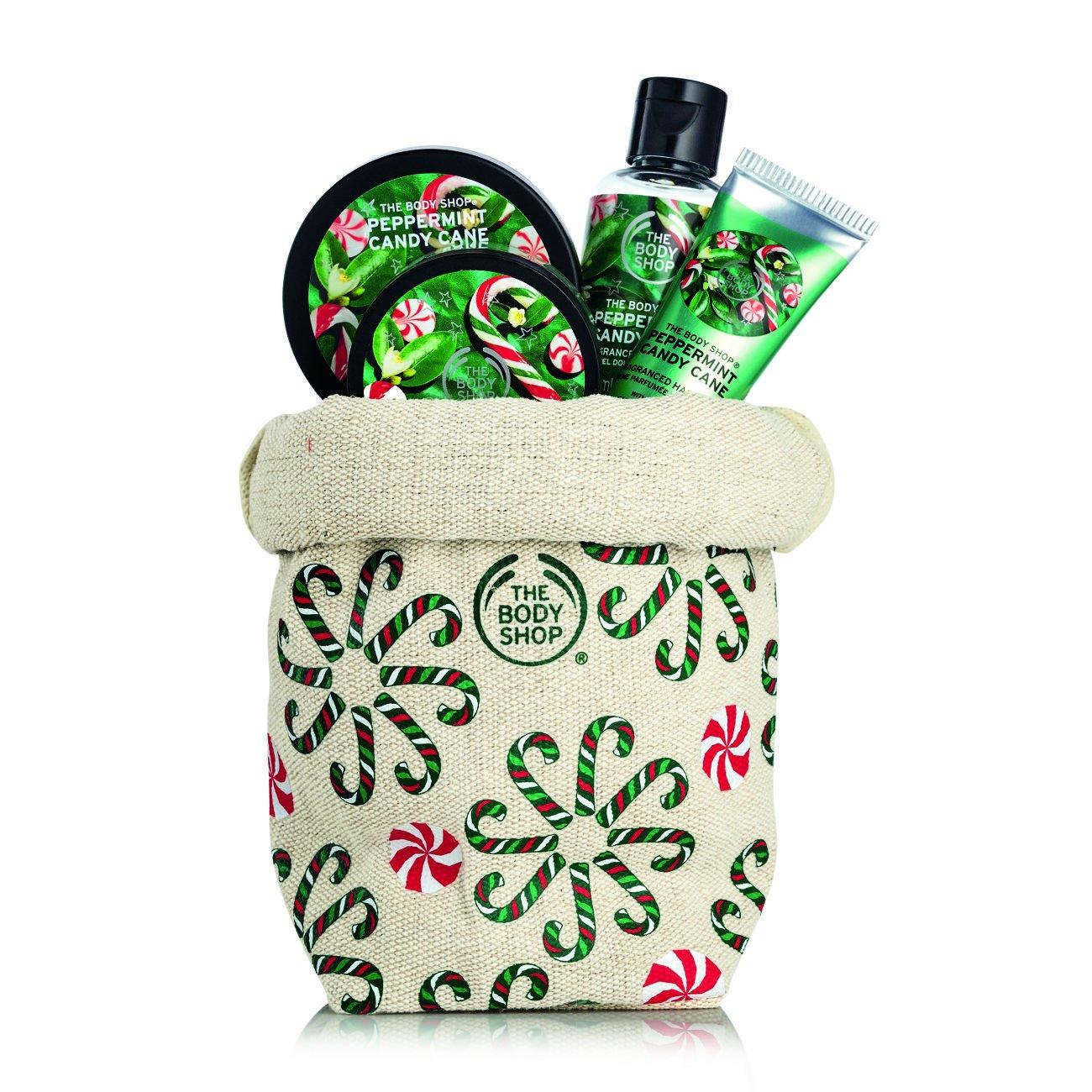 Podaruj bliskim kosmetyczne słodkości od The Body Shop