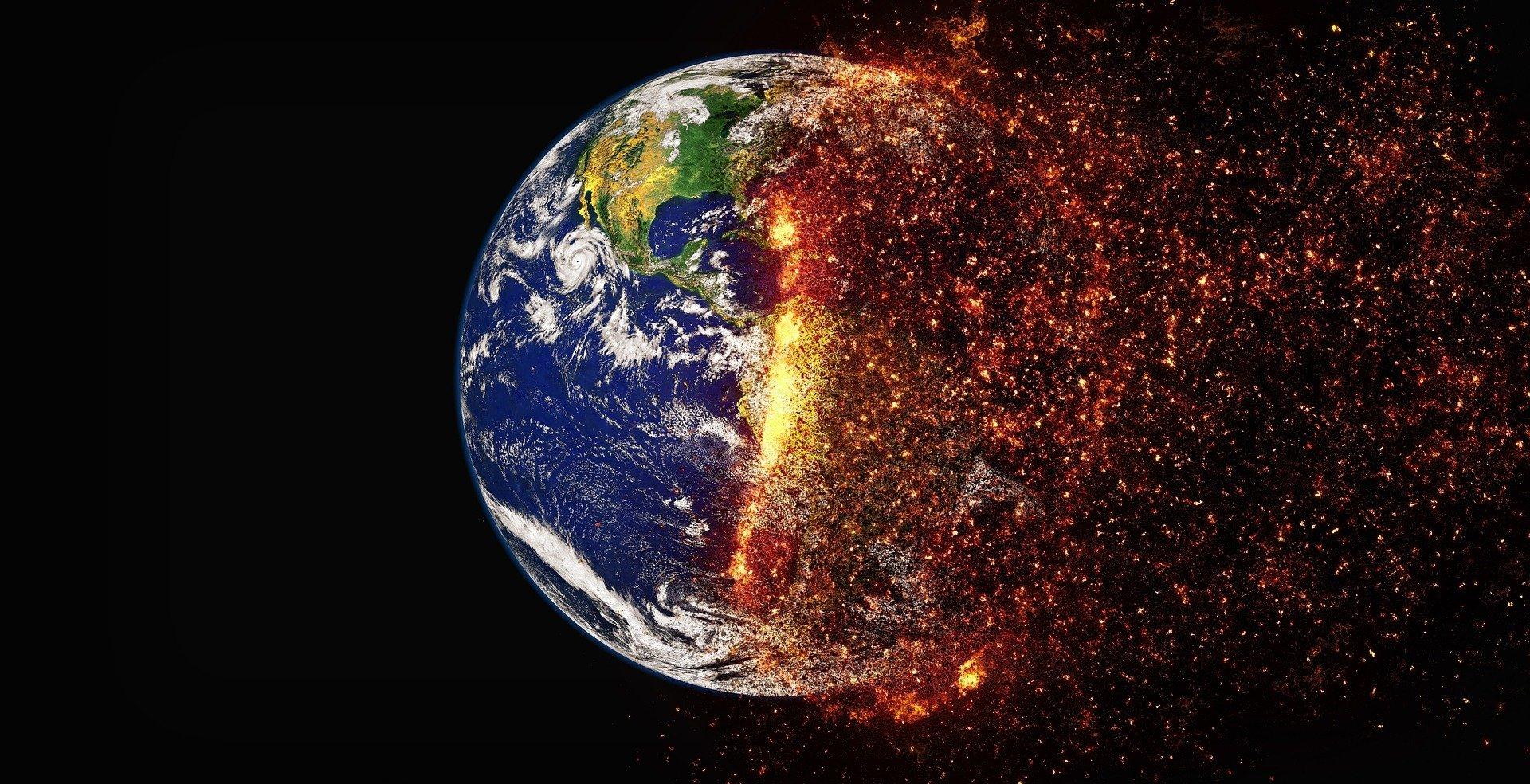 UŁ komentuje: 2˚C które zniszczą Ziemię?