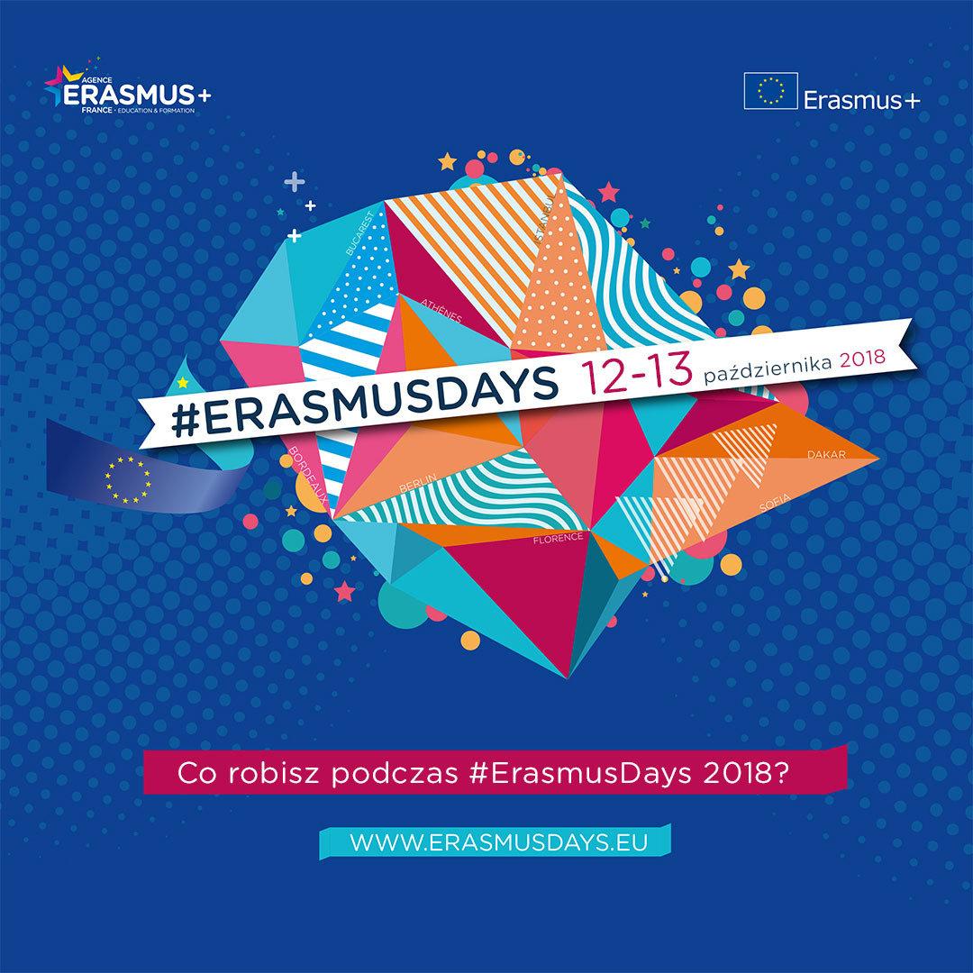 #ErasmusDays 2018