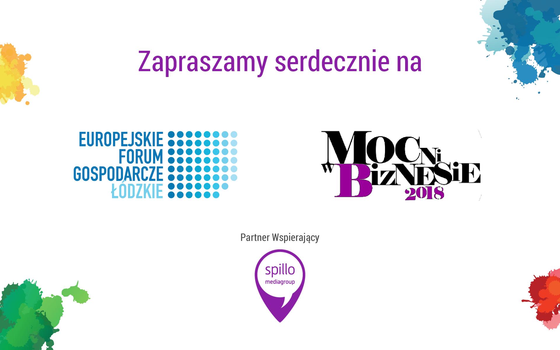 Spillomedia wspiera Łódzkie