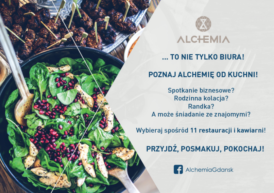 What's cooking in ALCHEMIA?