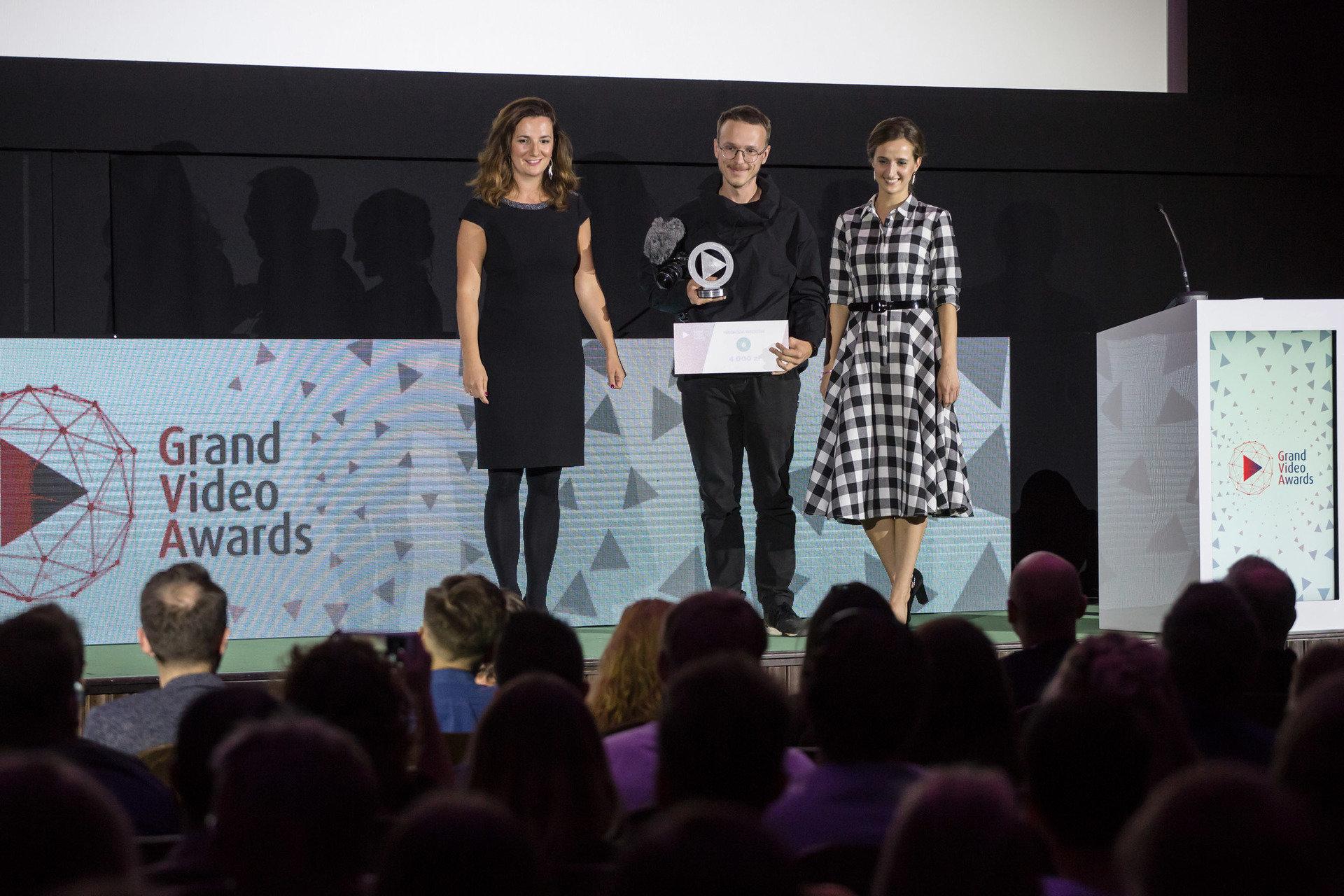Znamy zwycięzców Grand Video Awards 2018
