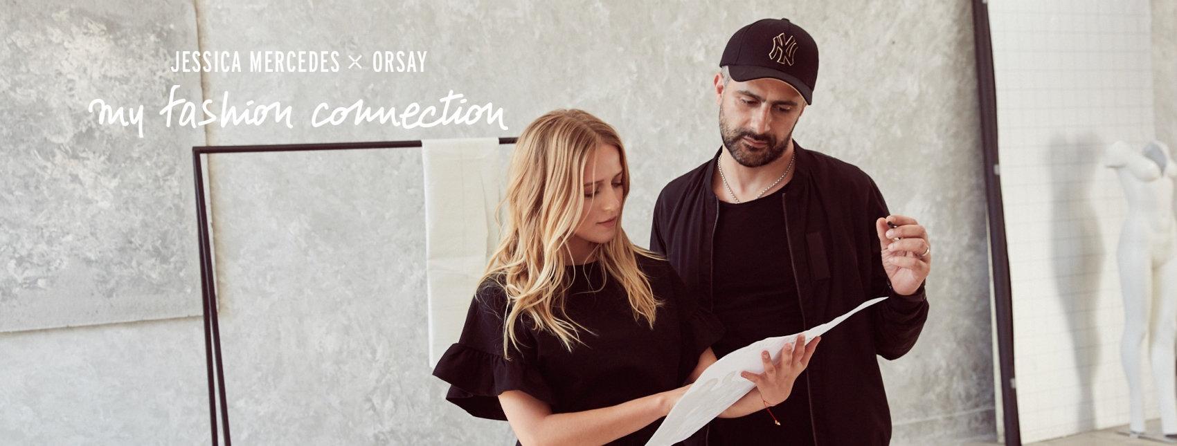 "Magazyn ""My Fashion Connection"" od Hand Made"