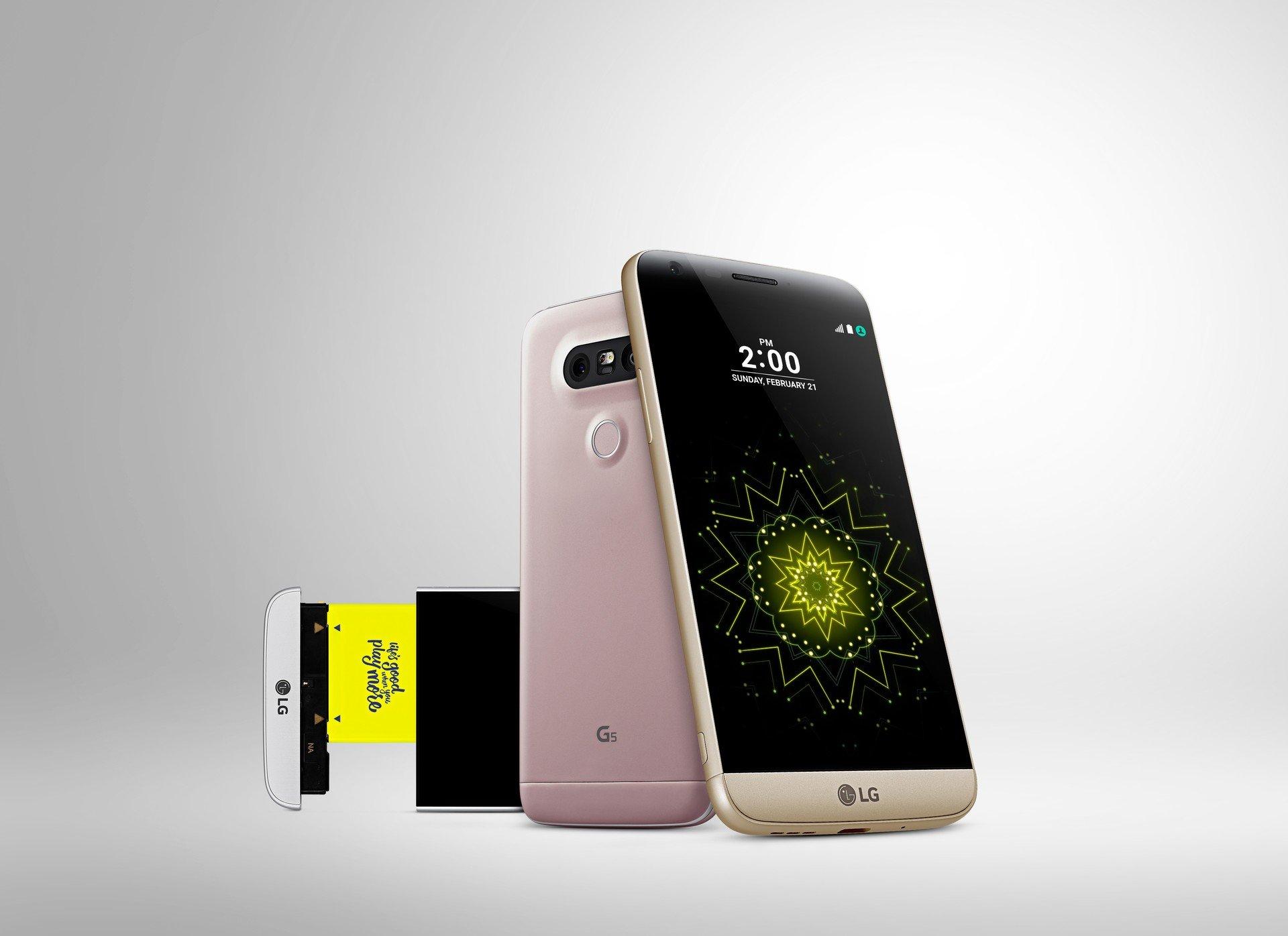 Aktualizacje Android 8.0 Oreo dla smartfonów LG