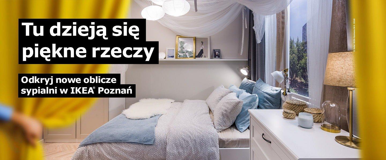 Noc w IKEA. Nietypowa akcja i wyjątkowy, kameralny koncert w Poznaniu