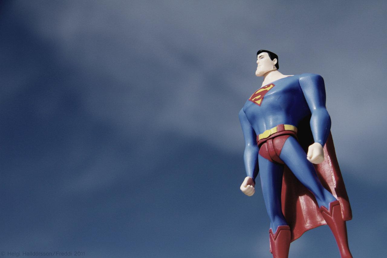 Lex Luthor, zawzięty wróg Supermana i zbawca świata