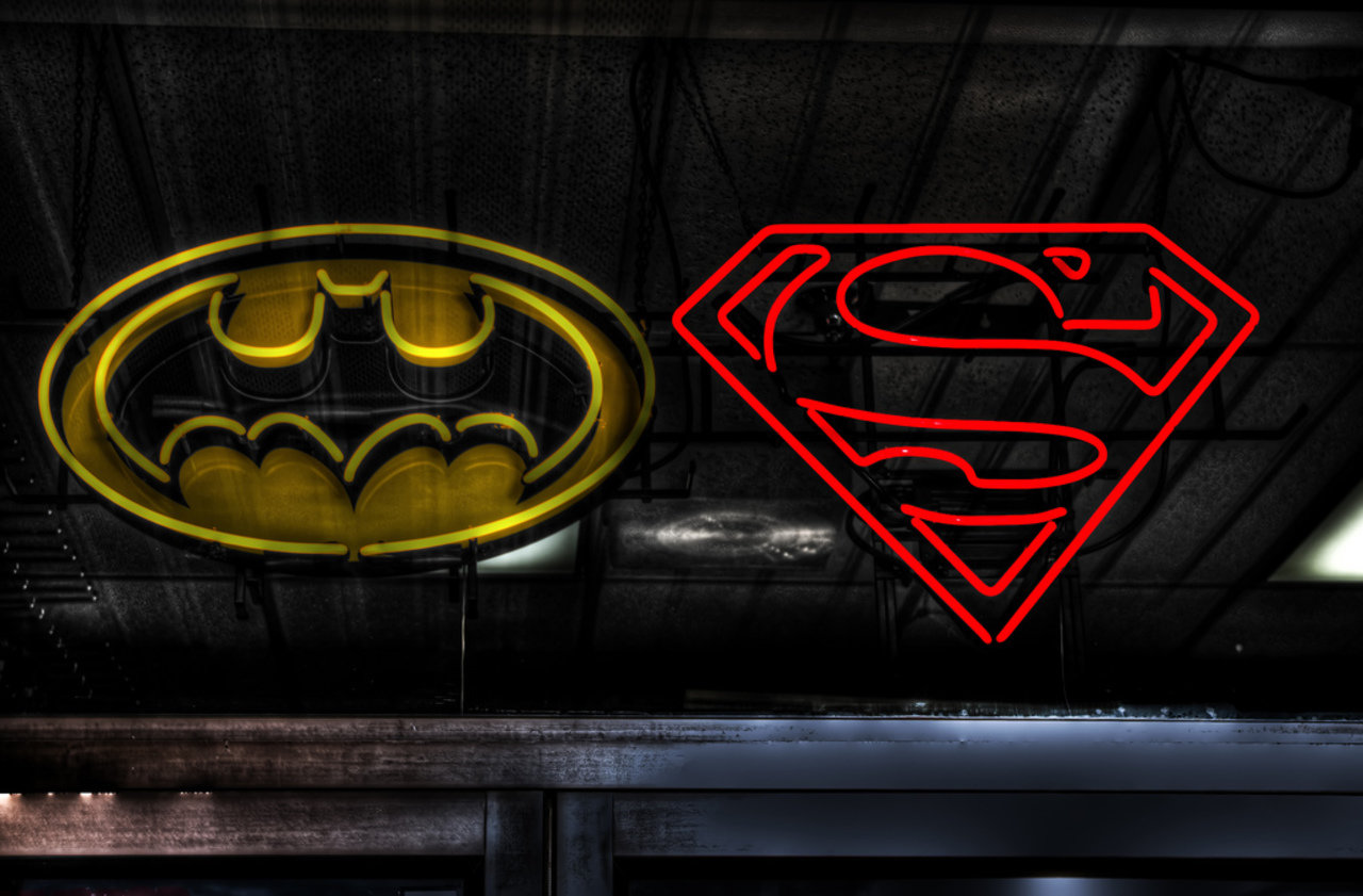 Skąd wzięli się Superman, Batman i Wonder Woman?