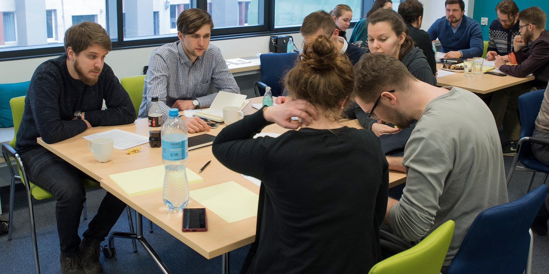 Dzień otwarty w Roche Polska dla uczestników BioMed Leaders Academy