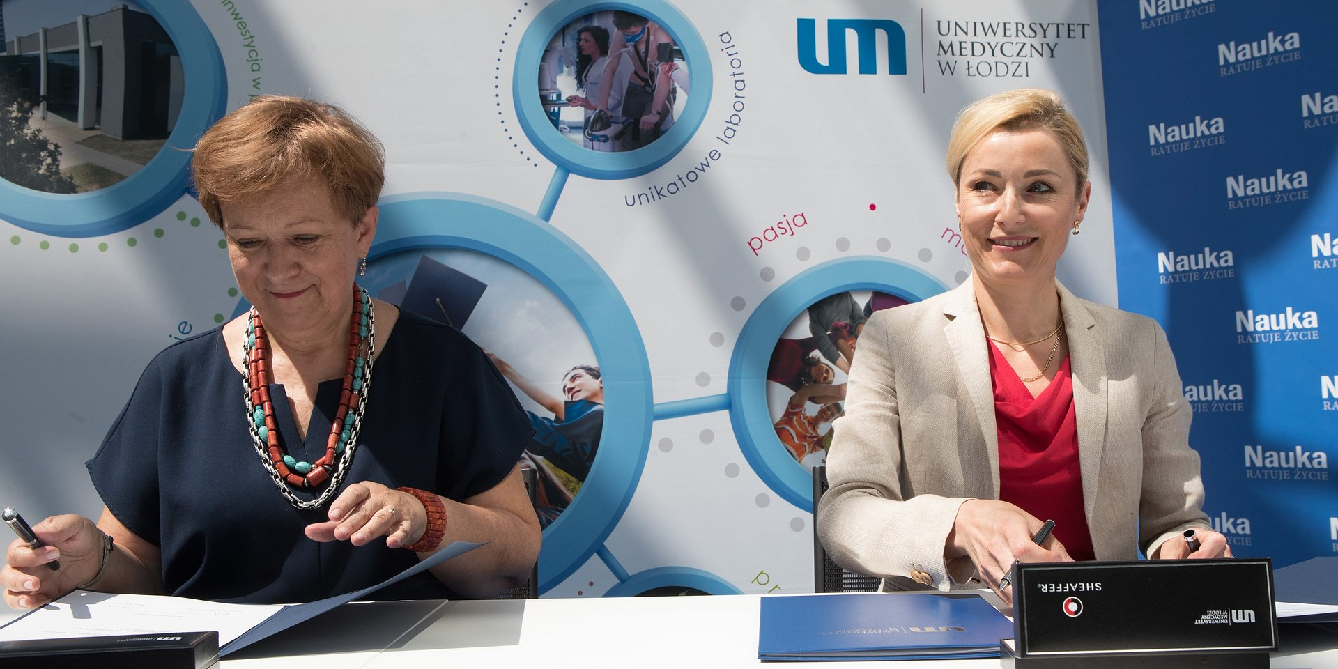 Uniwersytet Medyczny w Łodzi oraz Roche Polska rozpoczynają strategiczną współpracę
