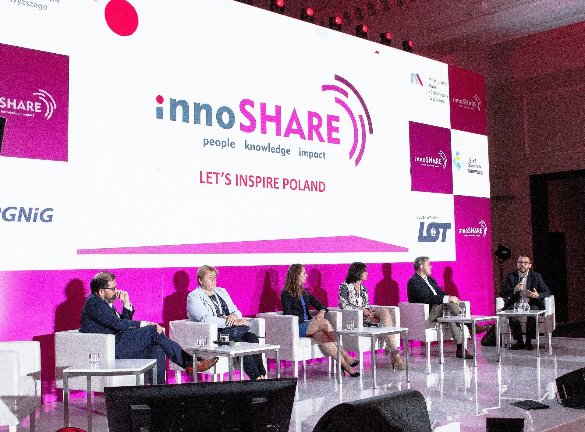 Trendy biotechnologiczne i przyszłość onkologii na kongresie innoSHARE'18