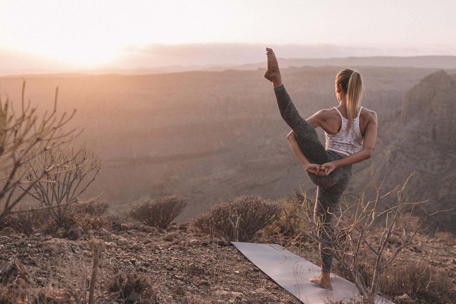 Joga, czyli siła spokoju płynąca z ćwiczeń