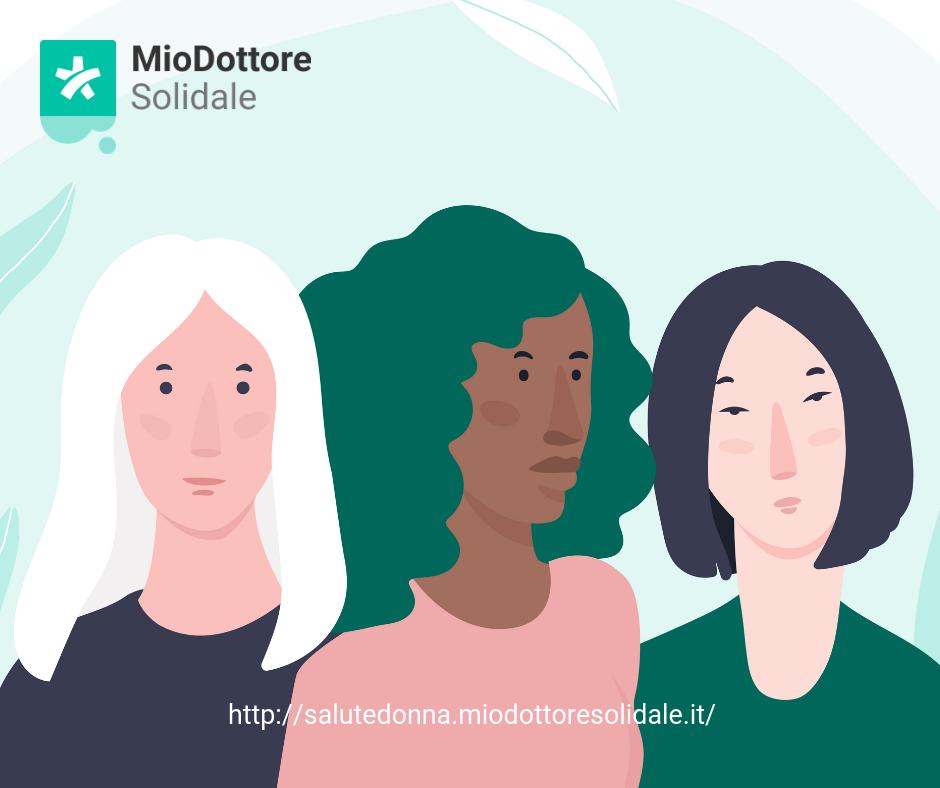 Al via la campagna MioDottore Solidale: fino al 15 novembre prime visite ginecologiche gratuite. #ioprevengo