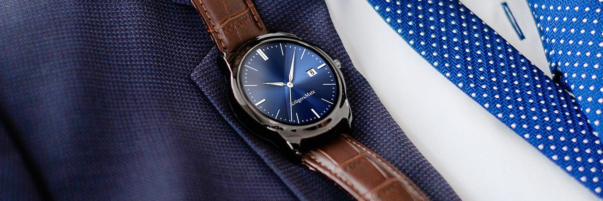 Style 2 – nowy, elegancki smartwatch Kruger&Matz