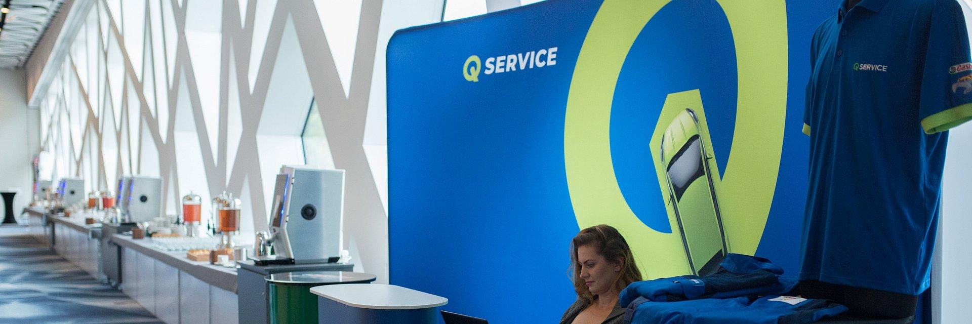 Ofensywa sieci Q-Service