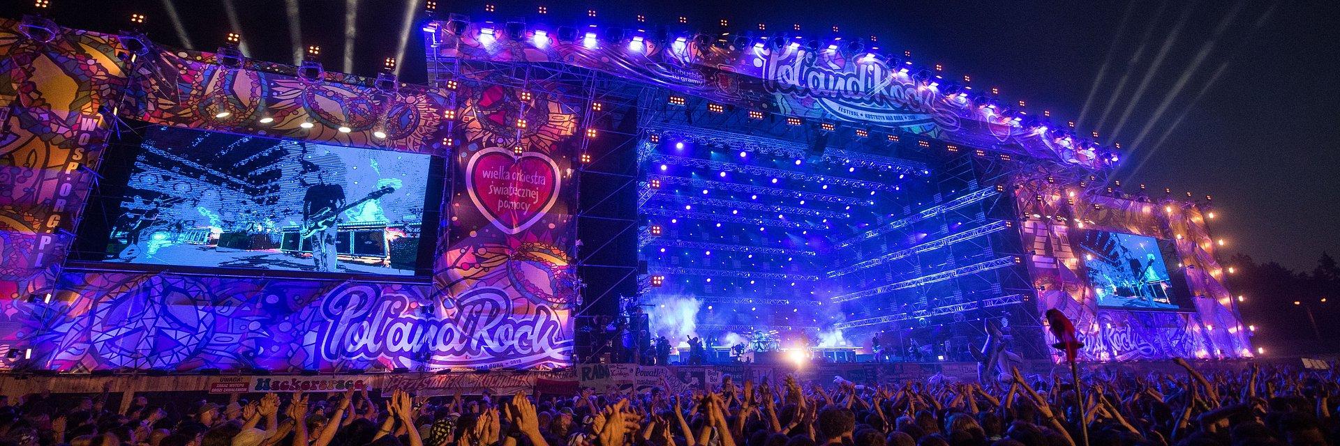 Zagłosuj na Pol'and'Rock Festival