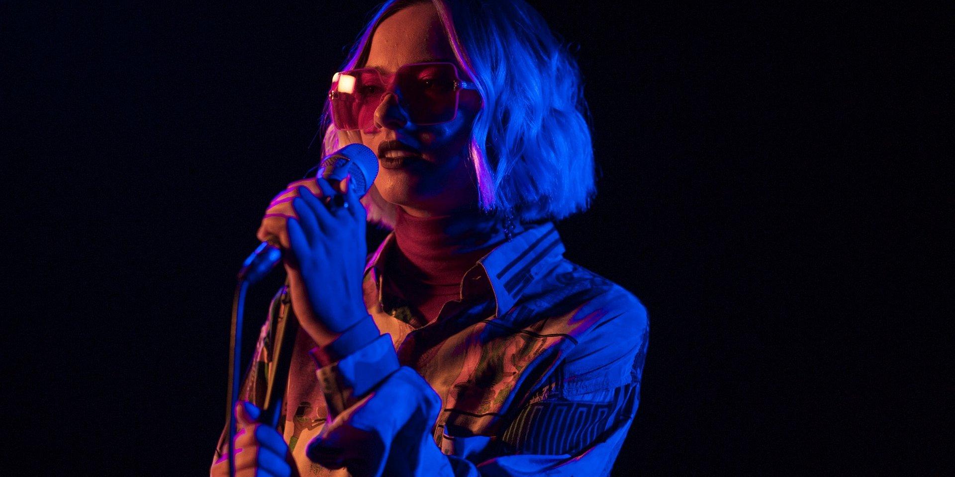 Natalia Nykiel – zaskakująca sesja live