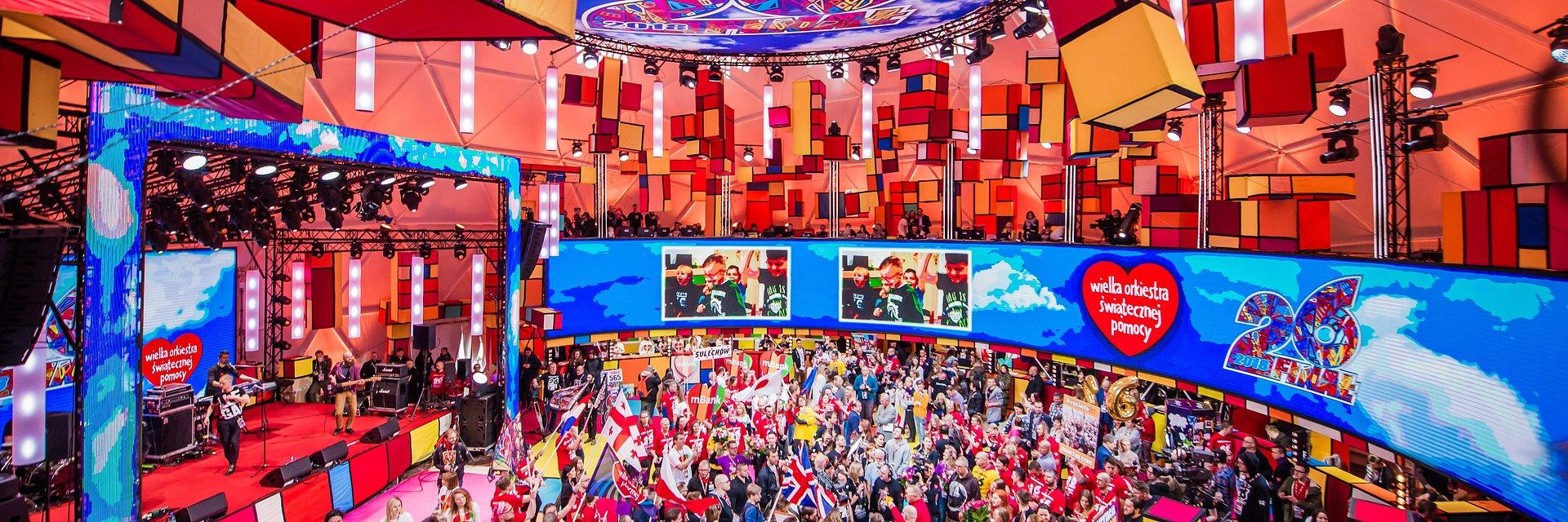 WOŚP nominowana w konkursie Złote Spinacze 2018