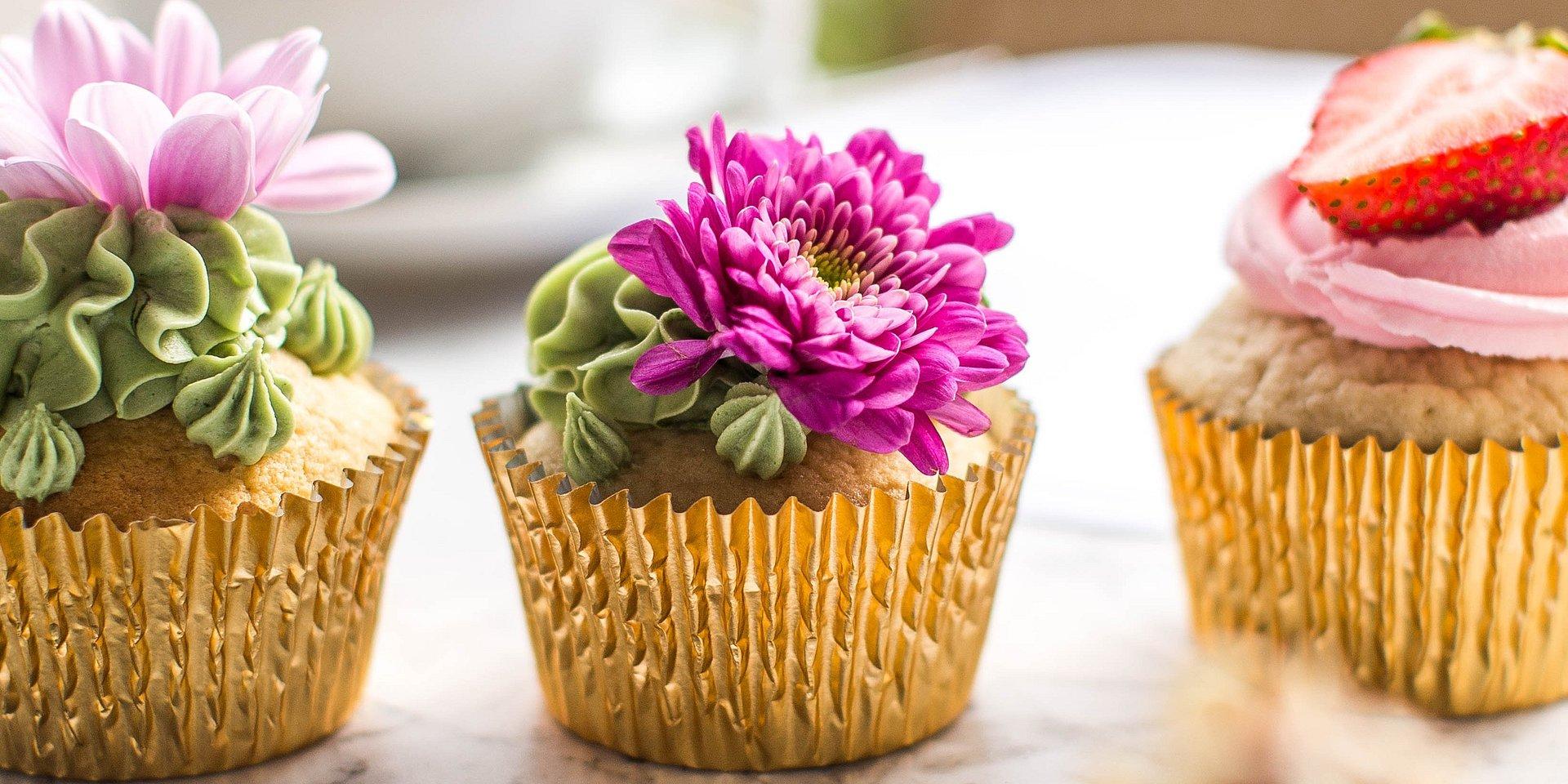 How to make a perfect cupcake?