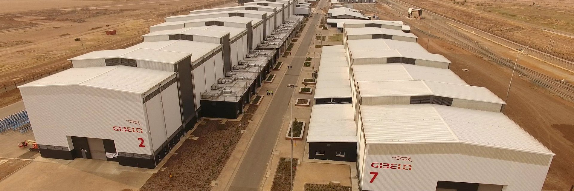 Gibela, spółka joint venture Alstomu, otwiera największy w Afryce zakład produkcji pociągów w Dunnottar, RPA