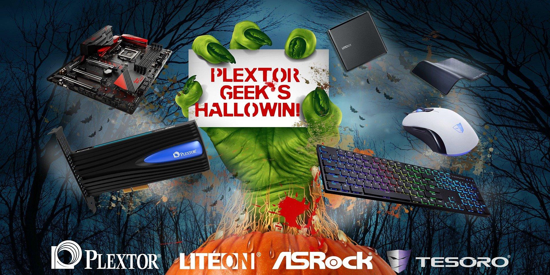 Przebierz się na Halloween, zrób zdjęcie i sięgnij po znakomite nagrody
