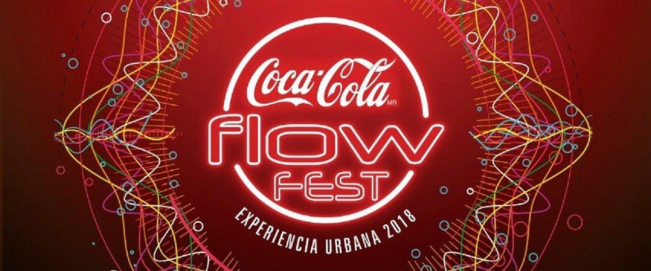 Se une nuevo talento urbano al Coca-Cola Flow Fest 2018