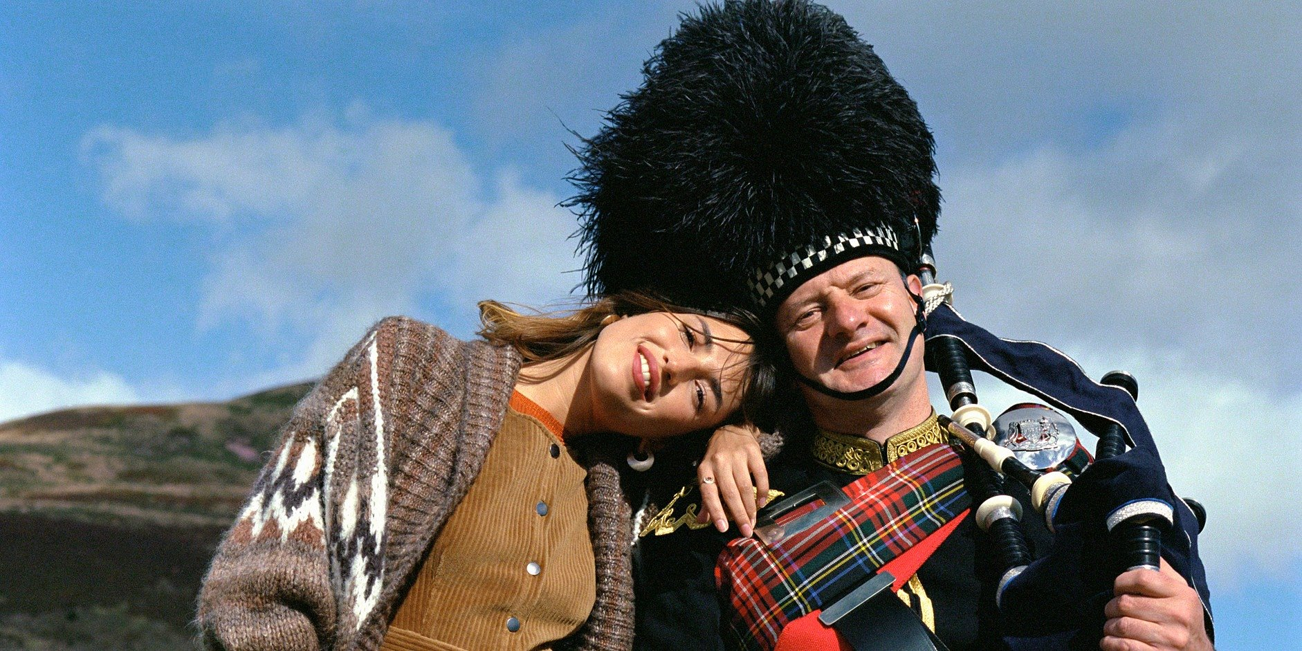MANGO: Szkocka podróż z Jeanne Damas