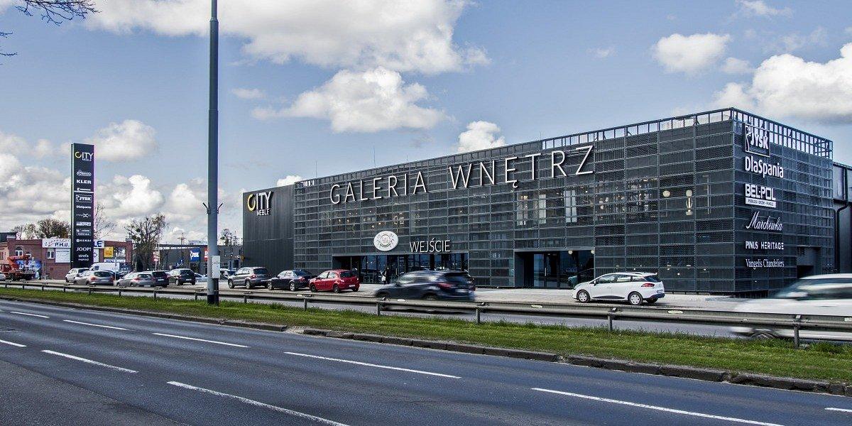 Samochody Traficara i TrafiCargo od teraz dostępne przy Galerii City Meble w Gdańsku
