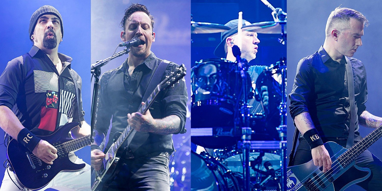 "Volbeat wydaje album koncertowy ""Let's Boogie! Live From Telia Parken"""