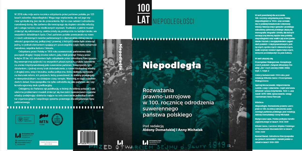 Jak rodziła się II RP? - prawnicy o systemie wyzwolonej Polski